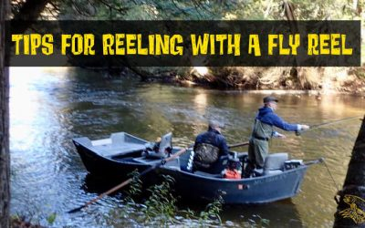 How to Reel in a Fish with a Fly Rod