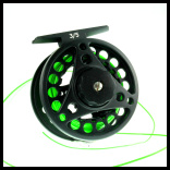 Fly Fishing Reel for Nymph Fishing