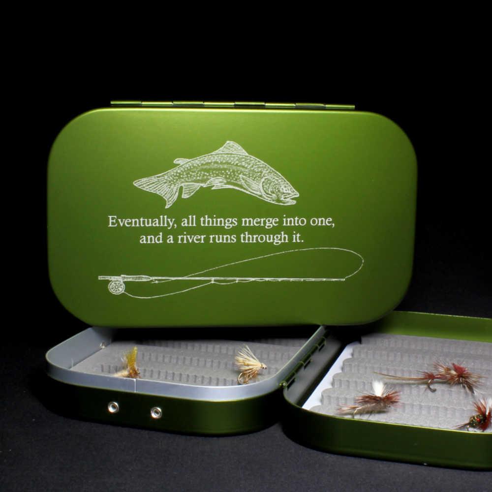 Aluminum Fly Box