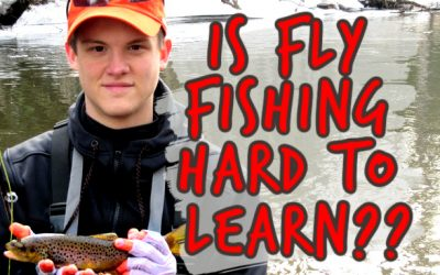Is Fly Fishing Hard to Learn?