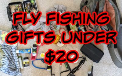34 Fly Fishing Gifts that ALL Fly Fishers WILL USE [under $20]