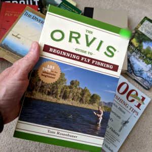 Orvis Guide to Beginner Fly Fishing