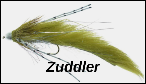 Zuddler for Brook Trout