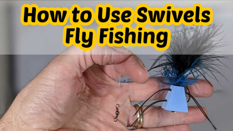 swivels fly fishing
