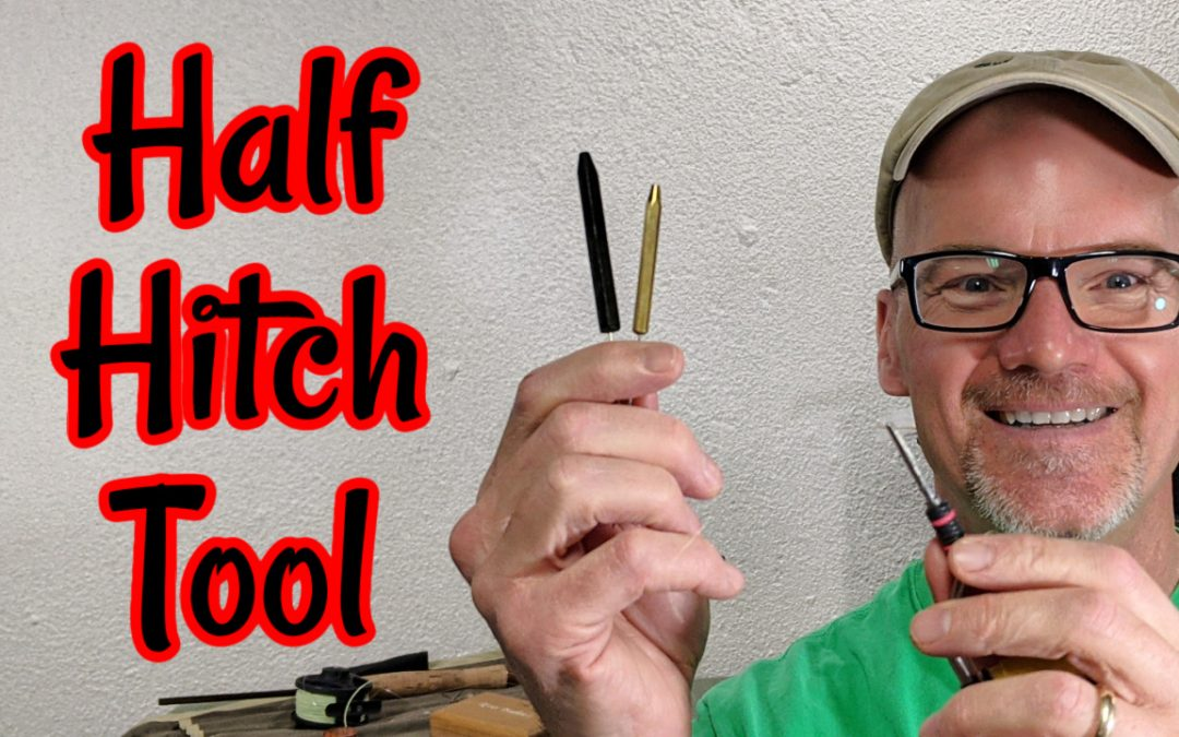 What is a Half Hitch Tool in Fly Tying