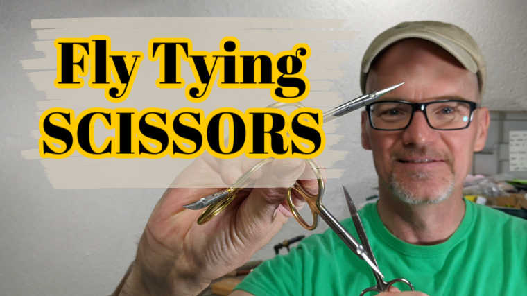 Best Fly Tying Scissors