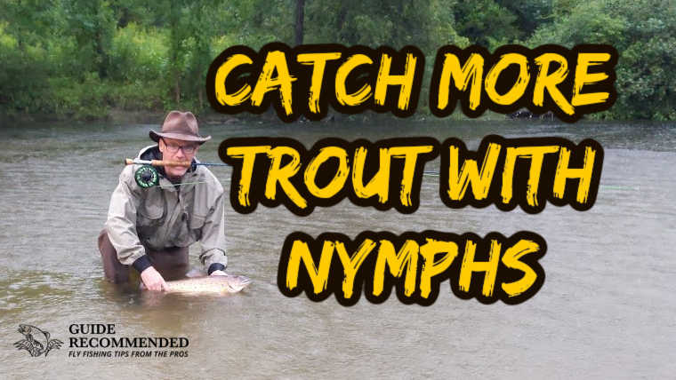 Catching Trout with Nymphs