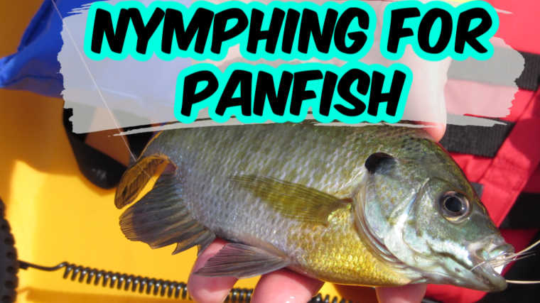 Nymphing for Panfish