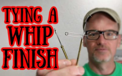 How to Use a Whip Finish Tool Fly Tying (With Video)