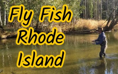 7 Best Places to Fly Fish in Rhode Island [Maps Included]