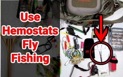 7 Ways to Use Hemostats Fly Fishing (With Video)