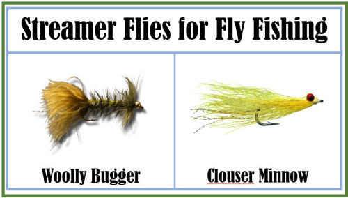 Streamers for Fly Fishing
