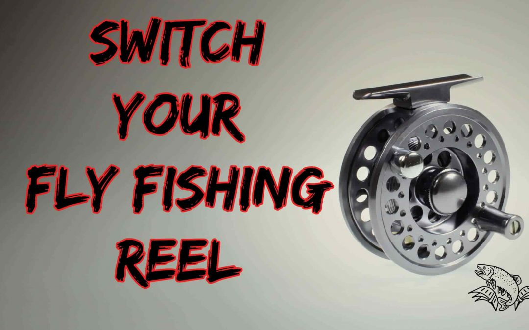 Switch Direction Fly Fishing Reel