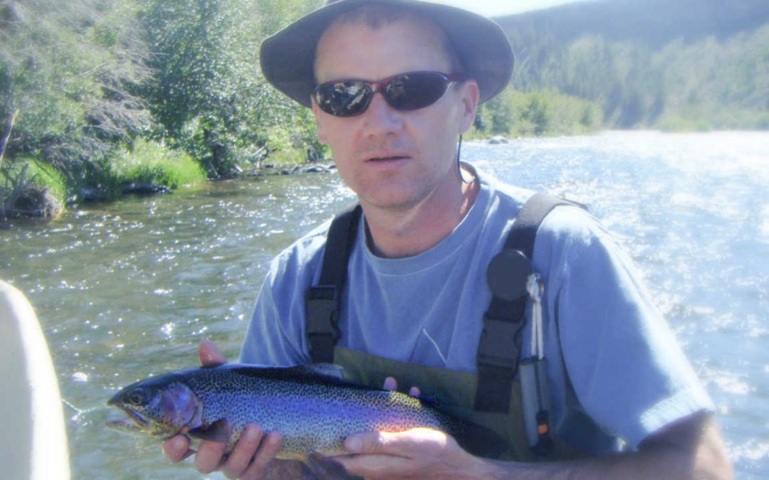 Fly Fishing with Muddler Minnow