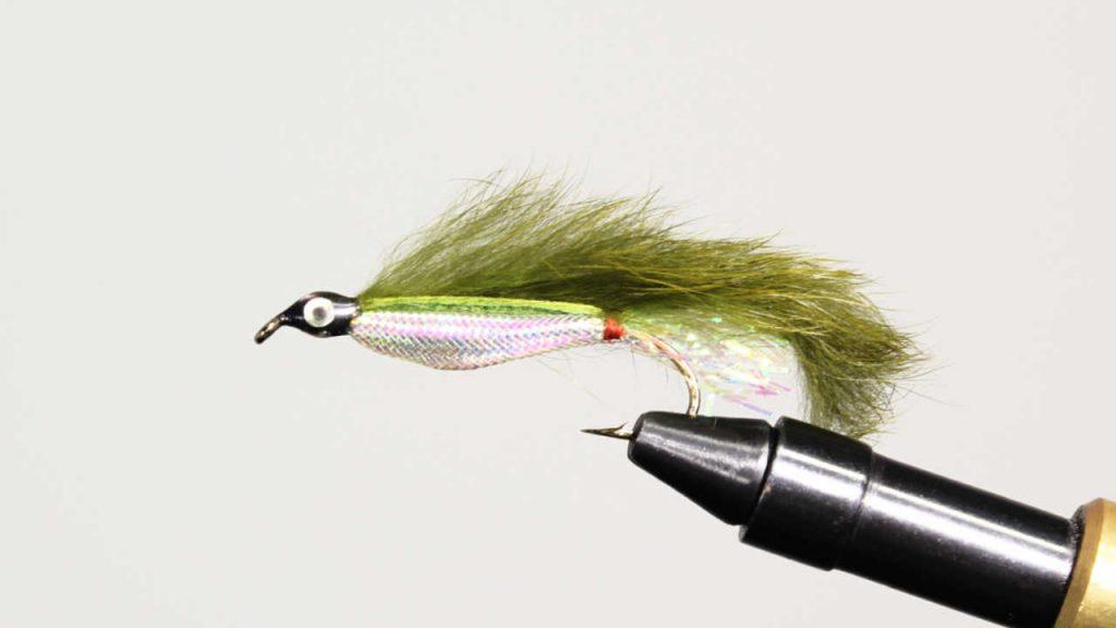 Olive Zonker Fly
