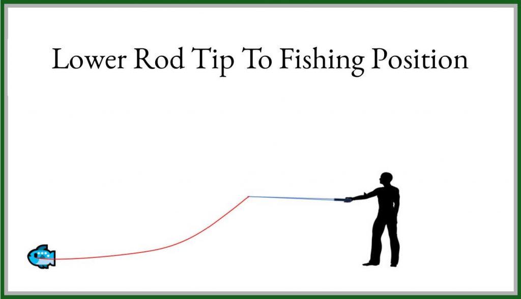 Step 7 Lower Rod Tip