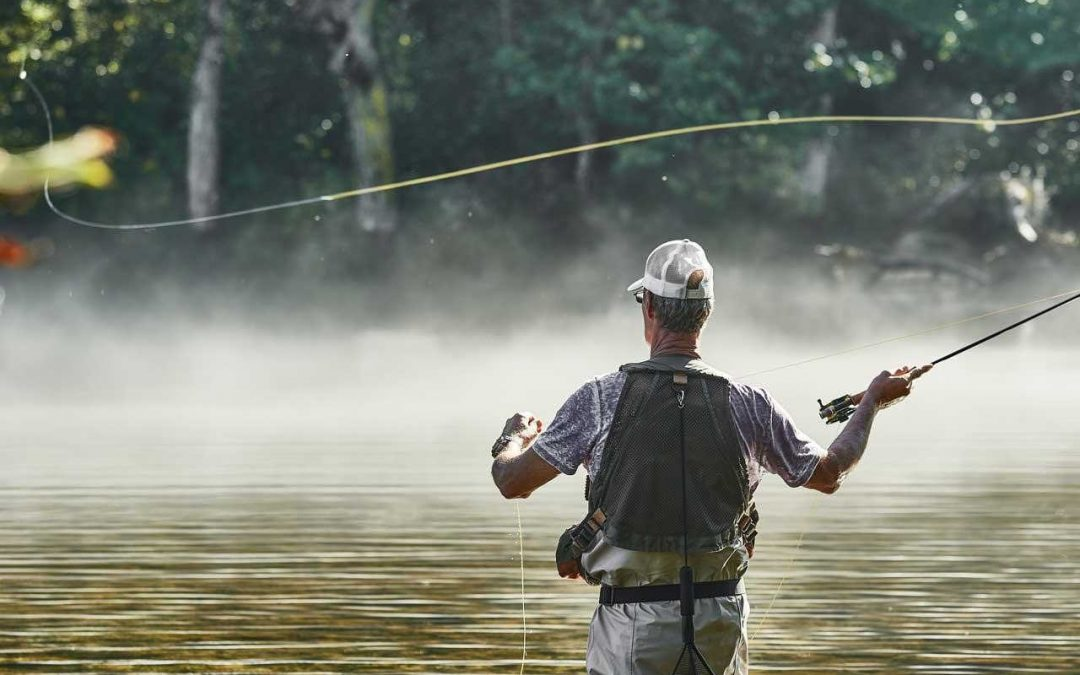 Can You Fly Fish in A Lake? I Find Out!