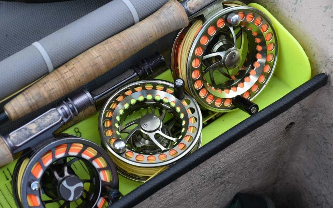 How Fly Fishing Reels Work