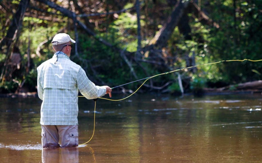 What to Wear Wet Wading (Fly Fishing Gear Guide)