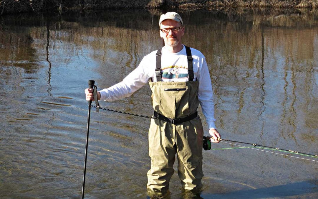 How to Select the Best Wading Staff (A Guides View)